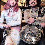富山の木こりブルースマン、来沖! W.C.カラス&Chihana LIVE TOUR