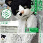 箆柄暦『三月の沖縄』2019 むぎ(猫)